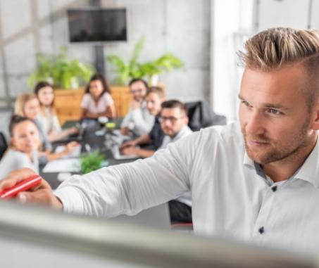 Teaching Business